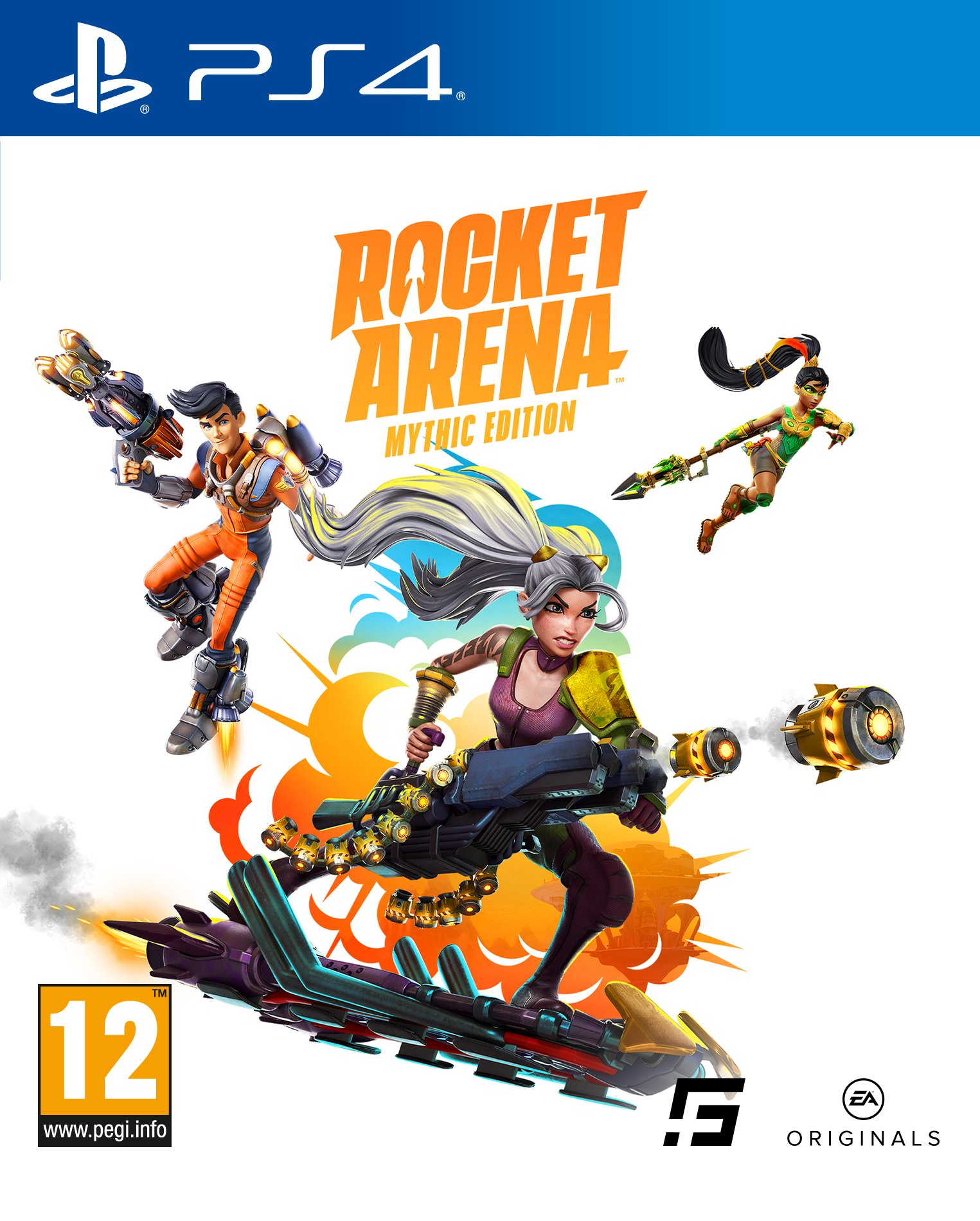 Rocket Arena Mythic Edition (PS4)