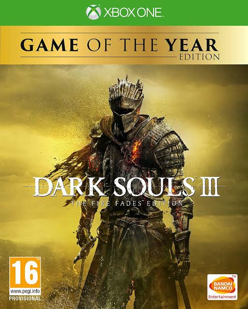 Dark Souls III - The Fire Fades Game of the Year Edition (Xbox One)
