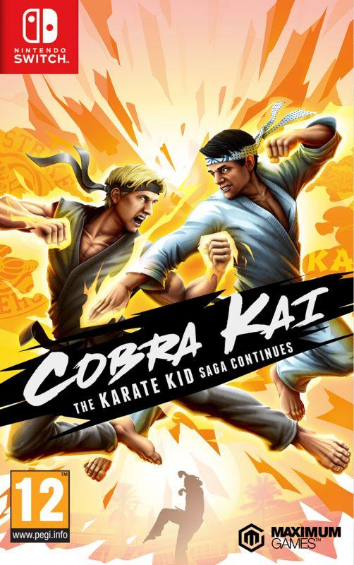 Cobra Kai: The Karate Saga Continues (Switch)
