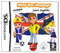 Mind Your Language: Learn English (DS) Preowned