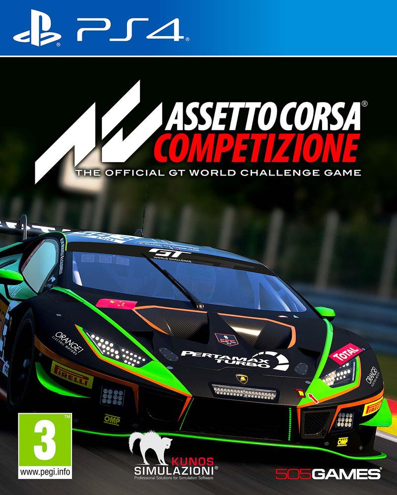 Assetto Corsa Competizione (PS4)