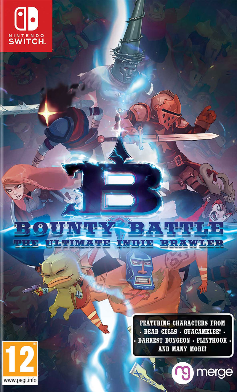 Bounty Battle: The Ultimate Indie Brawler (Switch)