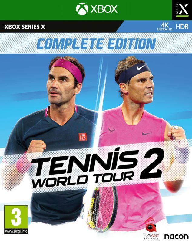 Tennis World Tour 2 (Xbox Series X)