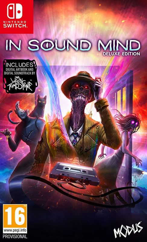 In Sound Mind: Deluxe Edition (Switch)
