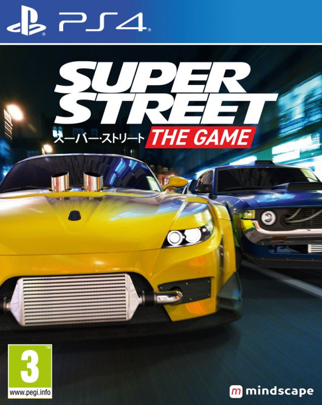 Super Street Racer (PS4)