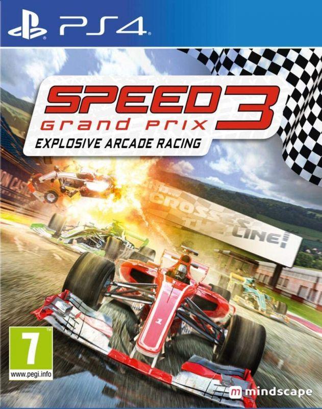Speed 3: Grand Prix (PS4)