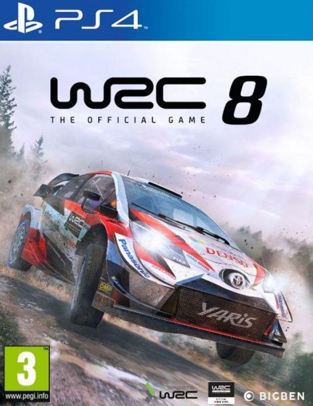 WRC 8 (PS4)