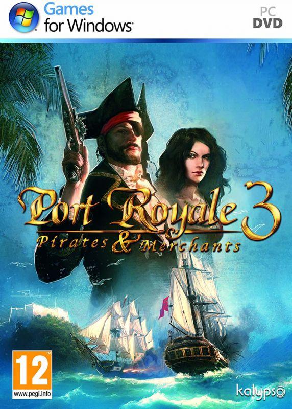 Port Royale 3 Pirates & Merchants (PC)