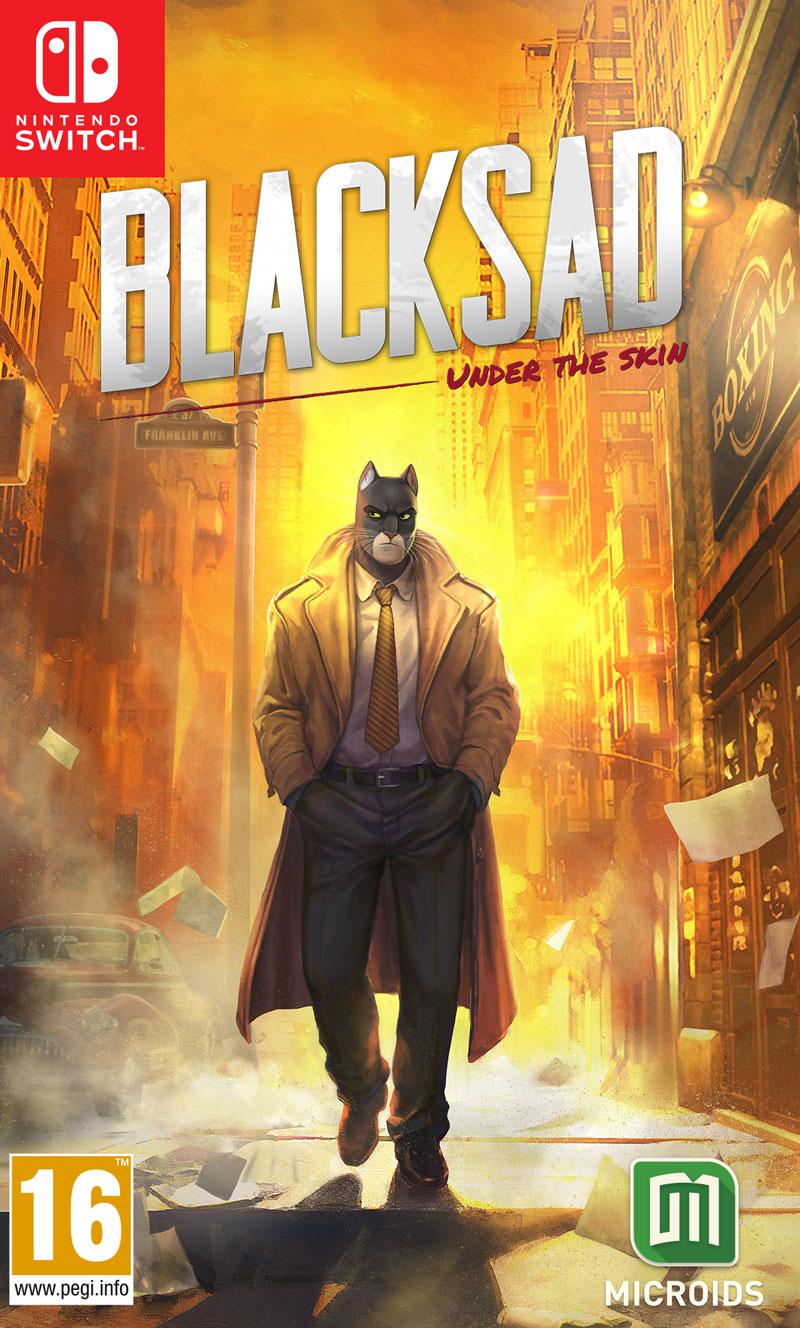 Blacksad: Under The Skin - Limited Edition (Switch)