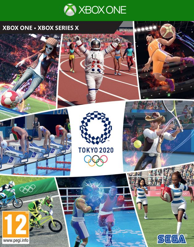 Olympic Games Tokyo 2020 The Official Video Game (Xbox One)