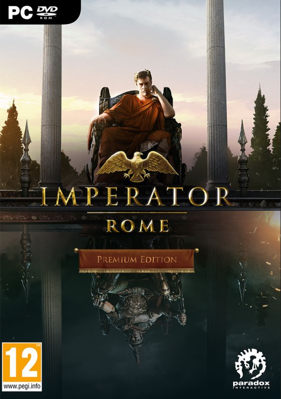 Imperator: Rome - Premium Edition (PC)