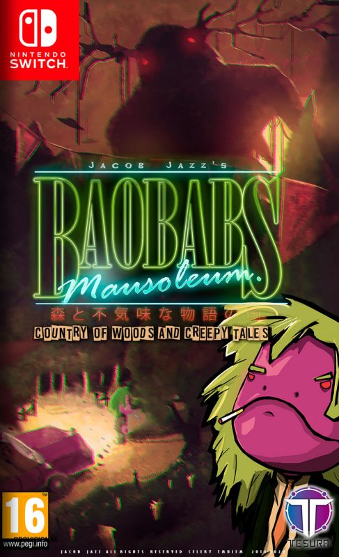 Baobabs Mausoleum: Country of Woods And Creepy Tales (Switch)