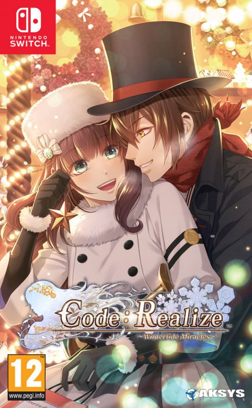 Code: Realize Wintertide Miracles (Switch)