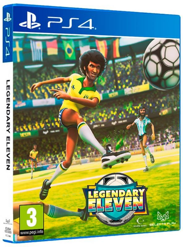 Legendary Eleven (PS4)