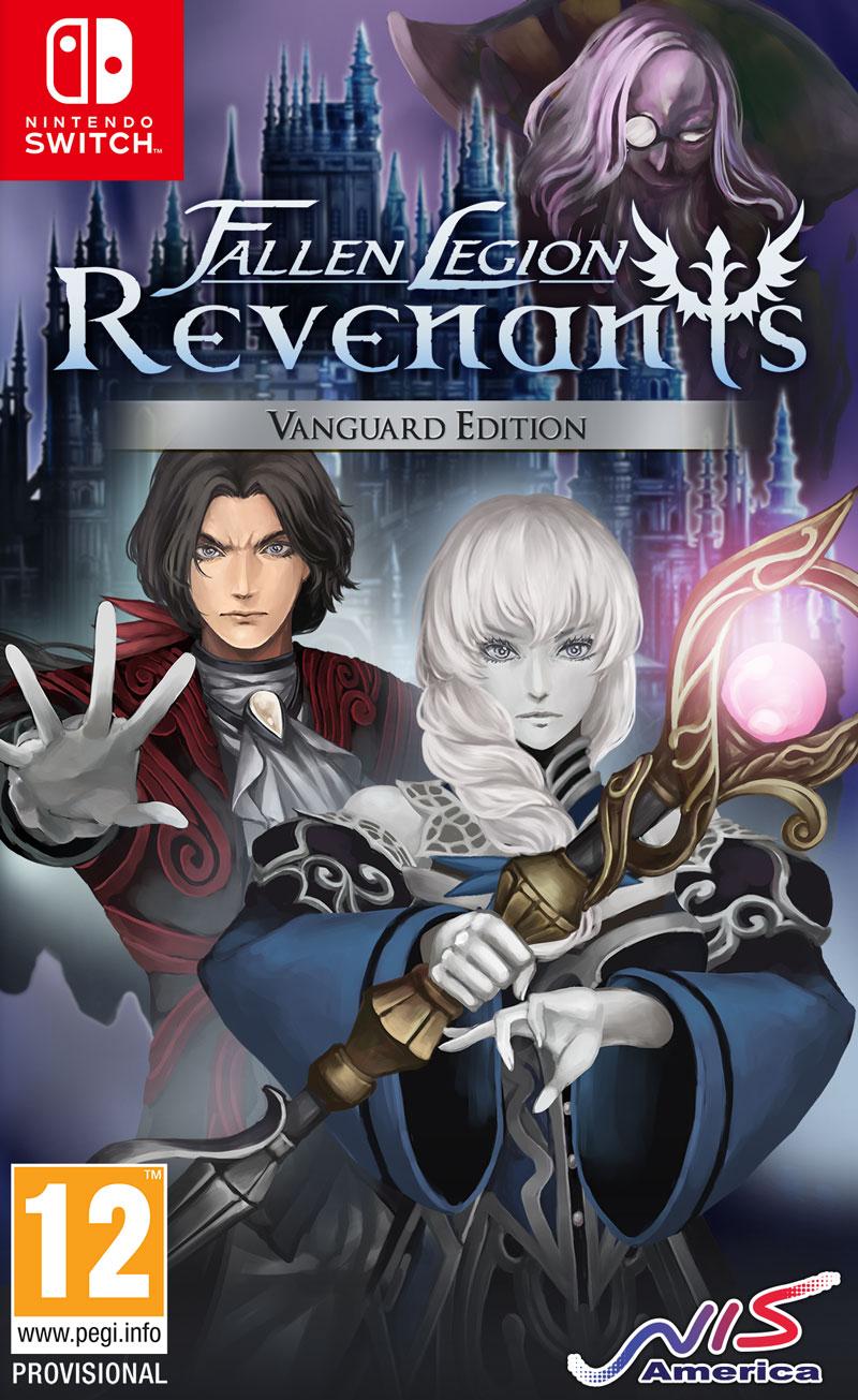 Fallen Legion Revenants Vanguard Edition (Switch)