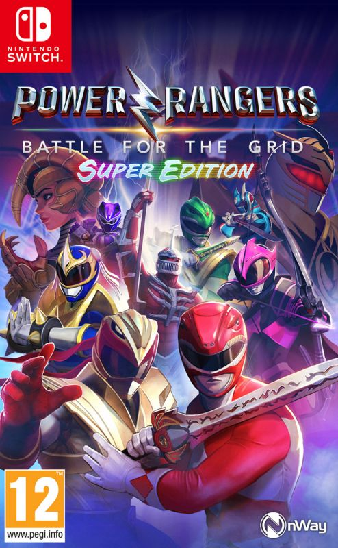 Power Rangers: Battle For The Grid - Super Edition (Switch)