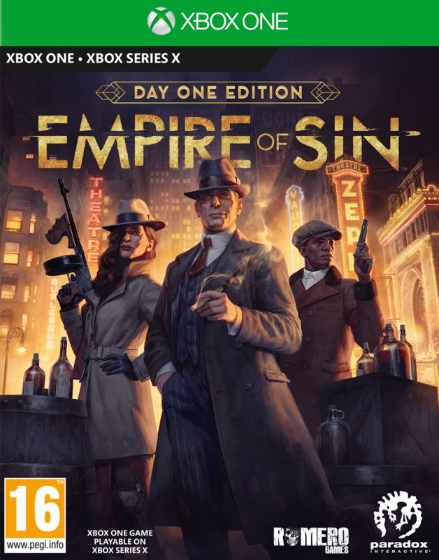 Empire Of Sin (Xbox One)
