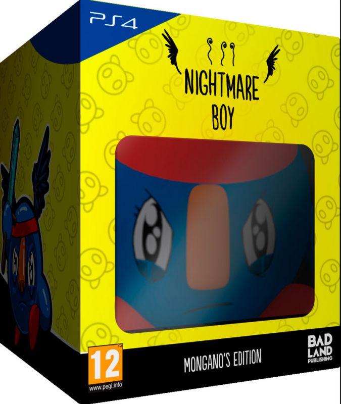 Nightmare Boy -