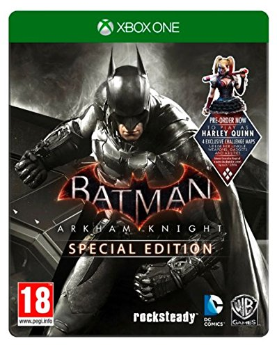 Batman: Arkham Knight - Special Edition (Xbox One)