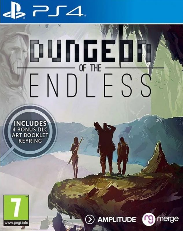 Dungeon Of The Endless (PS4) Preowned