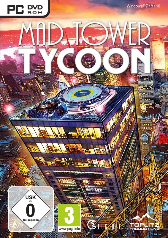 Mad Tower Tycoon (PC)