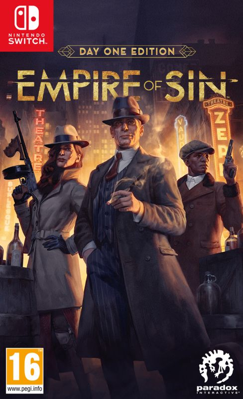 Empire Of Sin (Switch)