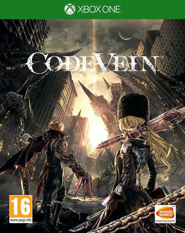 Code Vein (Xbox One) Preowned