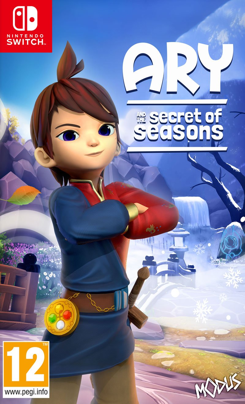 Ary and the Secret of Seasons (Switch)