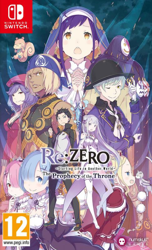 Re:ZERO - The Prophecy of the Throne: Collector