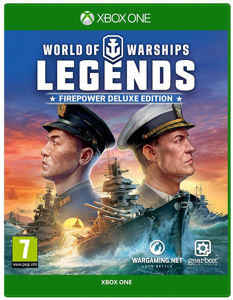 World Of Warships: Legends (Xbox One)