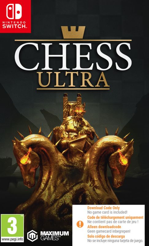 Chess Ultra [Code In A Box] (Switch)