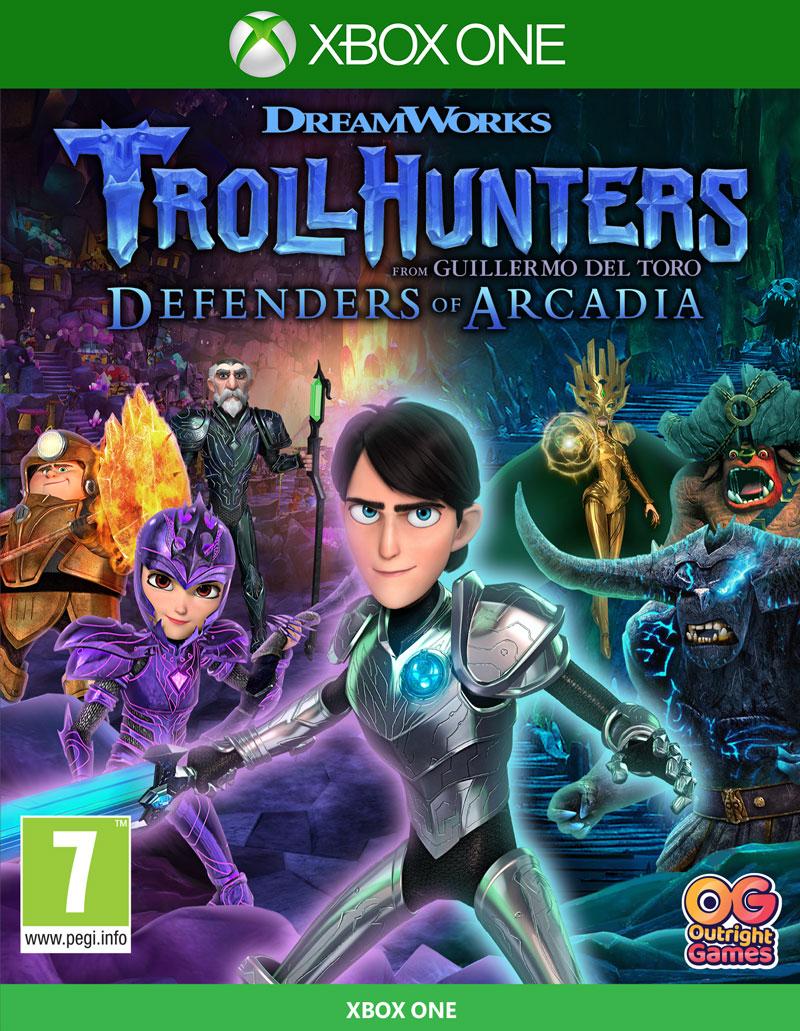 Troll Hunters: Defenders Of Arcadia (Xbox One)