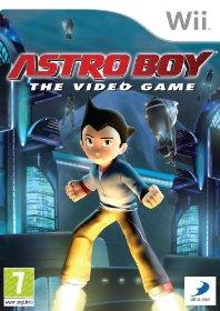 Astro Boy: The Video Game (Wii) Preowned