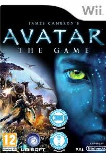 Avatar: The Game (Wii) Preowned