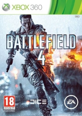 Battlefield 4 with China Rising Expansion Pack (Xbox 360) Unsealed