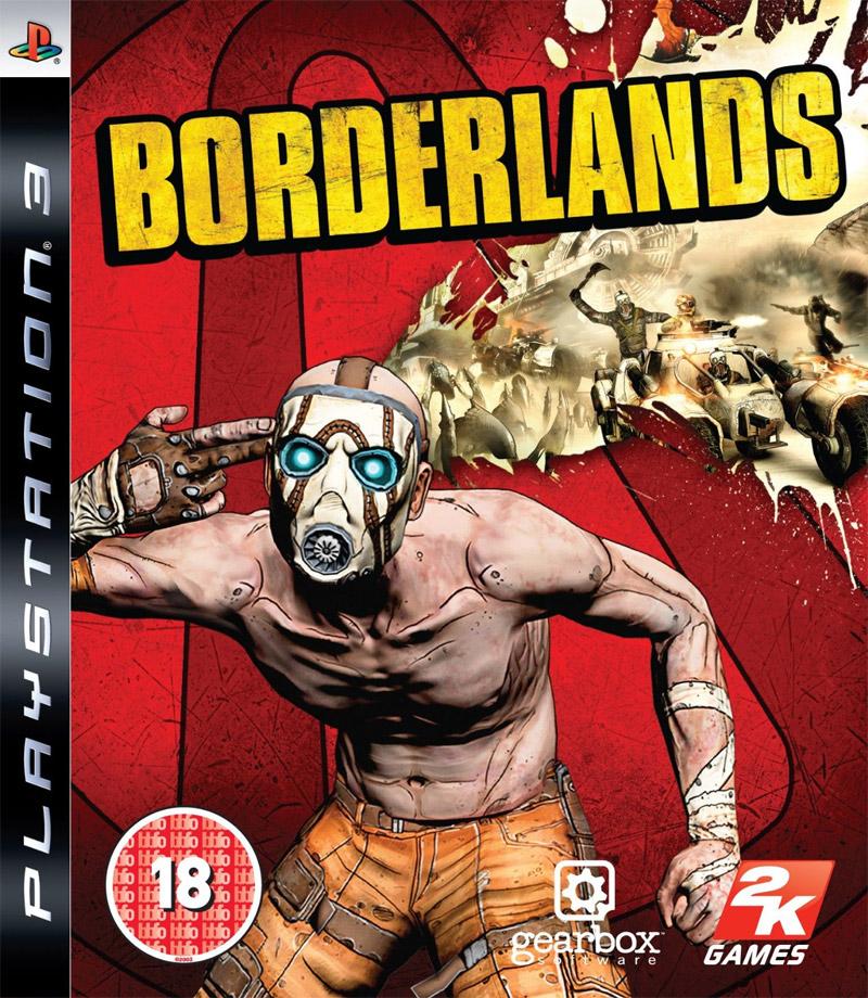 Borderlands (PS3) Unsealed