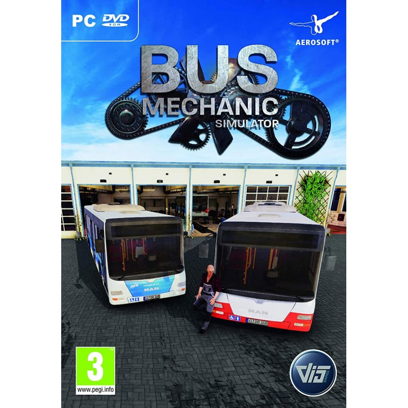 Bus Mechanic Simulator (PC)