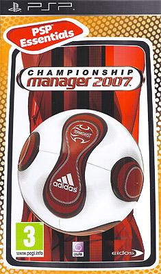 Championship Manager 2007 - Essentials (PSP) Unsealed