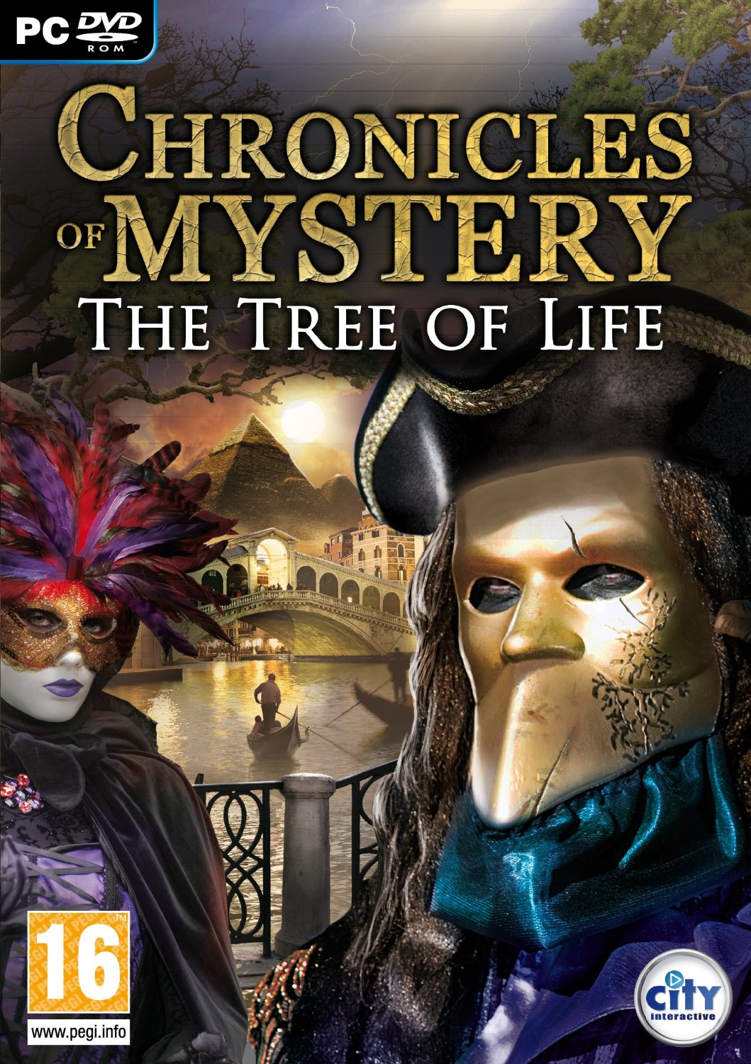 Chronicles Of Mystery The Tree Of Life (PC)