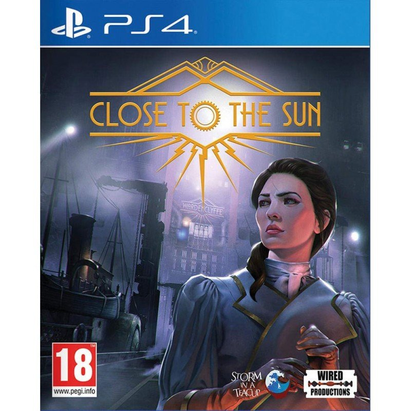 Close To The Sun (PS4)