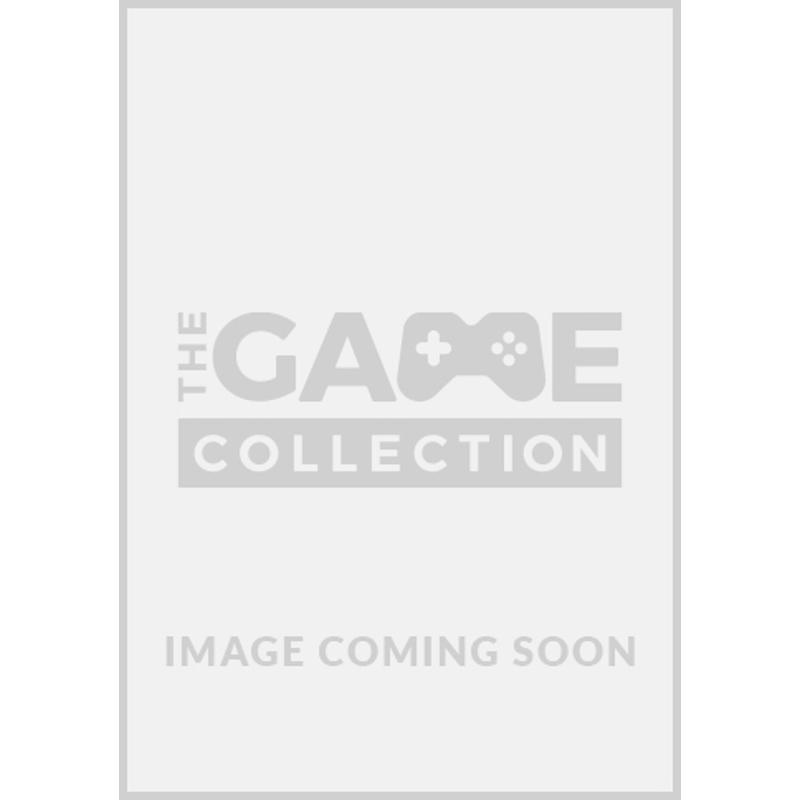 ASSASSIN'S CREED Men's Abstergo Industries Logo Sublimation T-Shirt, Medium, White/Black