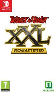 Asterix & Obelix XXL - Romastered (Switch)