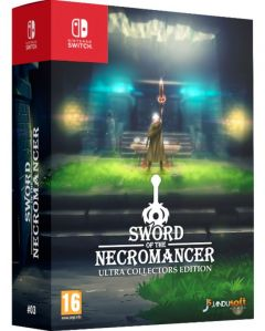 Sword of the Necromancer Ultra Collector's Edition (Switch)