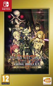 Sword Art Online Fatal Bullet Complete Edition (Switch)