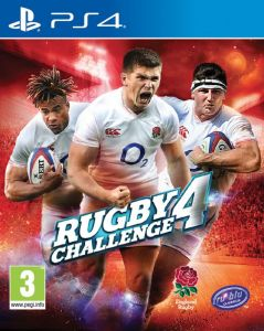 Rugby Challenge 4 (PS4)