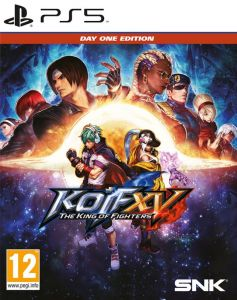 The King Of Fighters XV (PS5)