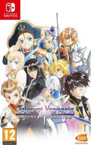 Tales of Vesperia: Definitve Editon [code in box] (switch)