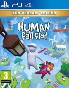 Human Fall Flat - Anniversary Edition (PS4)