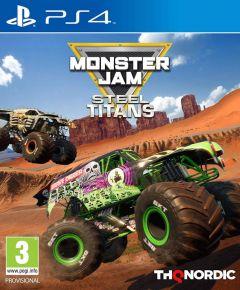 Monster Jam Steel Titans (PS4)