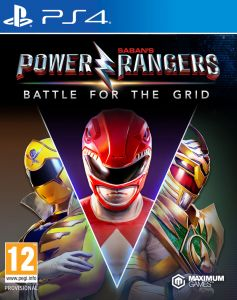 Power Rangers: Battle for the Grid - Collector's Edition (PS4)